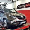 Kia Sportage 2.0 CRDI 184 KM 135 kW – remap
