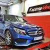 Mercedes W205 C 220d 170 KM – podniesienie mocy