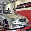 Mercedes W211 E 280 CDI 3.0 190 KM – podniesienie mocy