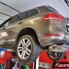 VW Touareg II 4.2 TDI 340 KM (CKDA) – usuwanie DPF