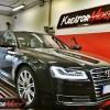 Audi A8 D4 4.0 TFSI 435 KM 320 kW – modyfikacja mocy
