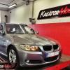 BMW 3 E91 318d 2.0d 136 KM 100 kW – podniesienie mocy