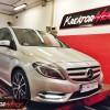 Mercedes W246 B 200 1.6T 156 KM – podniesienie mocy