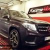 Mercedes X166 GLS 500 4.7T V8 455 KM – podniesienie mocy