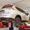 Nissan X-TRAIL T32 1.6 DCI 130 KM – usuwanie DPF