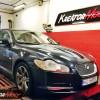 Jaguar XF 2.7D 207 KM 152 kW – remap