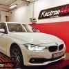 BMW F30 LCI 318i 1.5 Turbo 136 KM (PB95) – modyfikacja mocy