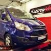 Ford Tourneo Custom 2.0 EcoBlue 130 KM – remap