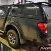 Mitsubishi L200 2.5 DID 178 KM – usuwanie DPF