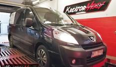 Peugeot Expert II 2.0 HDI 120 KM – podniesienie mocy
