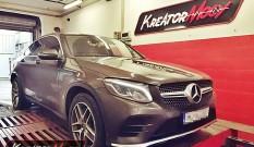 Mercedes X253 GLC 220d 170 KM – podniesienie mocy