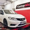 Nissan Pulsar 1.2 DIG-T Xtronic CVT 115 KM – podniesienie mocy