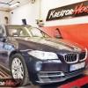 BMW F10 518d 2.0d 150 KM – modyfikacja mocy