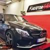 Mercedes W205 C43 AMG 3.0 367 KM – podniesienie mocy