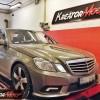 Mercedes W212 E 200 CGI 1.8T 184 KM – podniesienie mocy