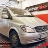 Mercedes W639 Vito 111 CDI 2.2d 116 KM – podniesienie mocy