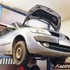 Renault Scenic II 1.9 DCI 120 KM – usuwanie FAP