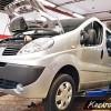 Renault Trafic 2.0 DCI 90 KM – usuwanie DPF