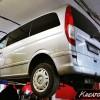 Mercedes Vito 111 CDI 2.2d 109 KM – usuwanie DPF