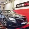 Mercedes C218 CLS 250 CDI 2.2 204 KM – podniesienie mocy