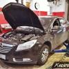 Opel Insignia 2.0 CDTI 130 KM – zapchany DPF