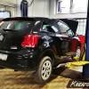 VW Polo 1.6 TDI 75 KM – usuwanie DPF