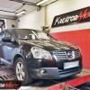 Nissan Qashqai 1.5 DCI 106 KM – podniesienie mocy