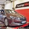 Opel Astra K 1.4 Turbo 150 KM – podniesienie mocy