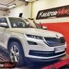Skoda Kodiaq 2.0 TDI CR 190 KM 140 kW – modyfikacja mocy