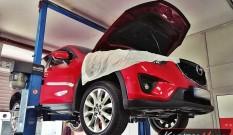 Mazda CX-5 2.2 Skyactiv-D 150 KM – usuwanie DPF