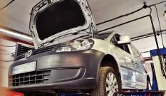 Volkswagen Caddy 2.0 TDI CR 140 KM (CFHC) – usuwanie DPF