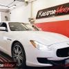 Maserati Quattroporte 3.0d 275 KM – podniesienie mocy