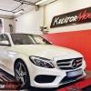 Mercedes W205 C 400 3.0T 333 KM – podniesienie mocy