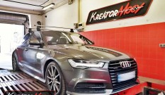 Audi A6 C7 2.0 TFSI 252 KM (CYPA) – podniesienie mocy
