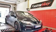 Honda Civic IX 1.6 i-DTEC 120 KM – podniesienie mocy