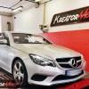 Mercedes C207 E200 2.0T 184 KM – podniesienie mocy