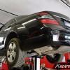 Mercedes W221 S 420 CDI 4.0 320 KM – usuwanie DPF
