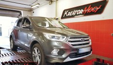 Ford Kuga MK2 1.5 EcoBoost 182 KM – podniesienie mocy