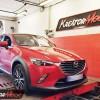 Mazda CX-3 2.0 Skyactiv-G 120 KM – podniesienie mocy
