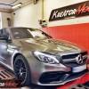 Mercedes C205 C63 AMG 4.0 476 KM – modyfikacja mocy