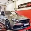 Mercedes C205 C63 S AMG 4.0 V8 510 KM – podniesienie mocy