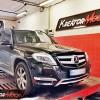 Mercedes X204 GLK 250 2.0T 211 KM – podniesienie mocy
