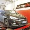 Opel Astra J 1.6 CDTI 110 KM – modyfikacja mocy