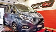 Ford Tourneo Custom 2.0 EcoBlue 170 KM – podniesienie mocy