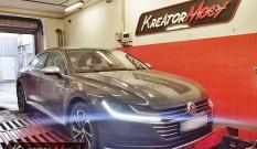 VW Arteon 2.0 TDI CR 150 KM (DFGA) – podniesienie mocy
