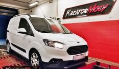 Ford Transit Courier 1.5 TDCI 100 KM EU6 – podniesienie mocy