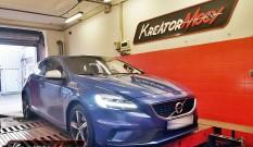 Volvo V40 2.0 D2 120 KM – modyfikacja mocy