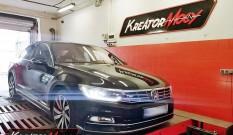 VW Passat B8 2.0 TSI 272 KM (DNUA) – podniesienie mocy