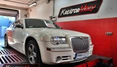Chrysler 300C 3.0 CRD 218 KM – usuwanie DPF