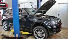 Audi Q5 3.0 TDI 240 KM – usuwanie DPF